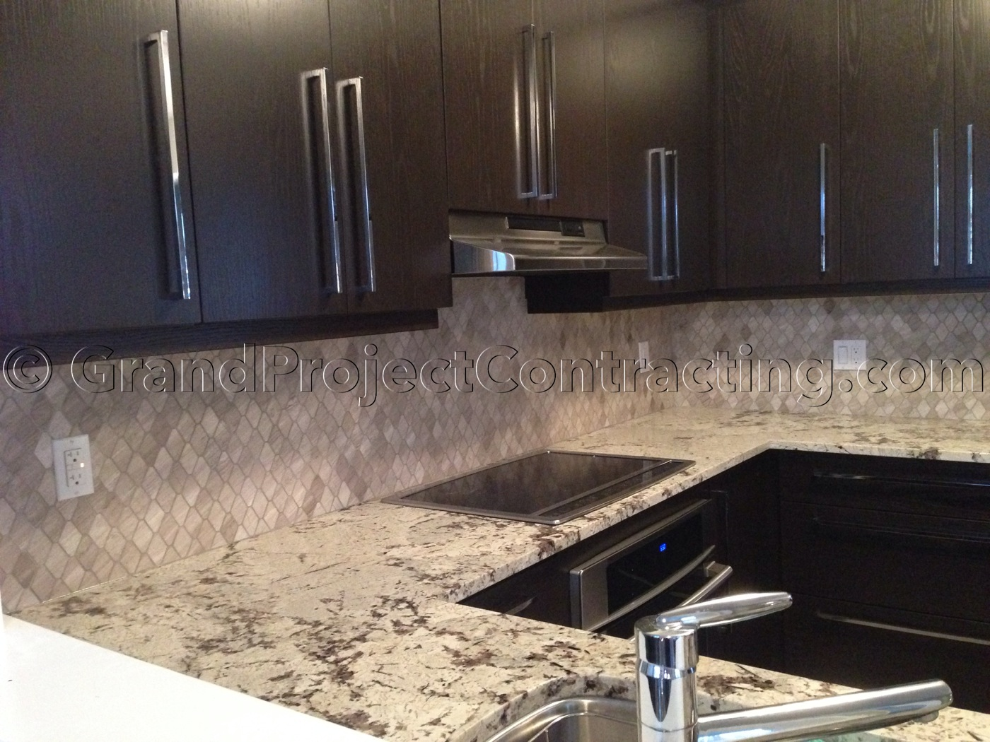 Backsplash tile installer tiling contractor in milton oakville Backsplash tile installation