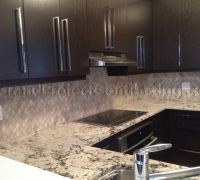 Backsplash Tile Installation in Milton
