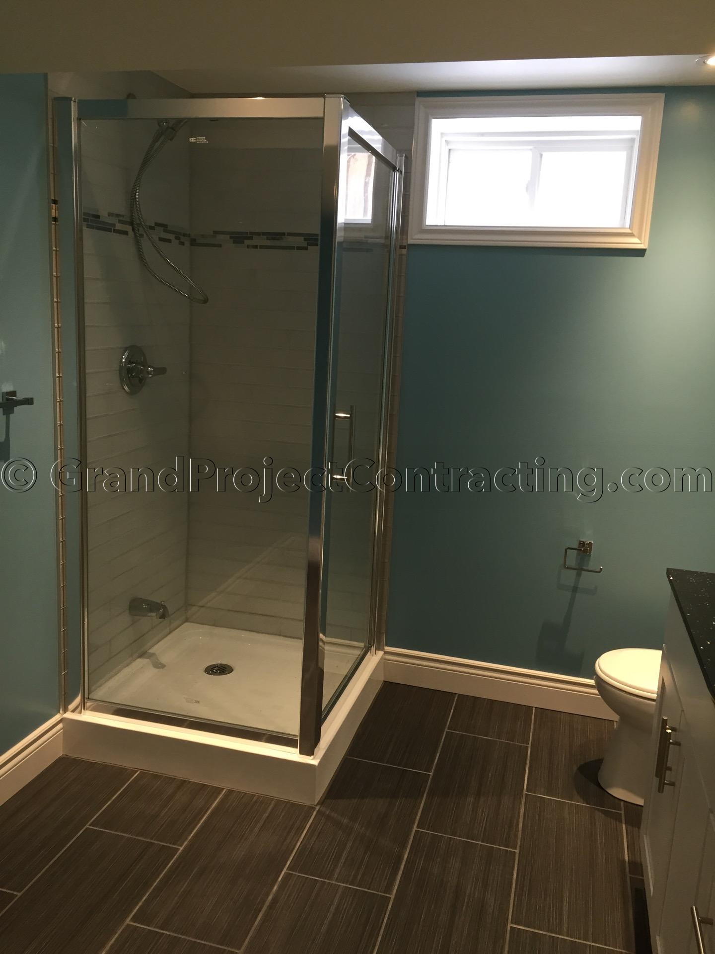 Basement Renovation Oakville - Bathroom Renovation ...