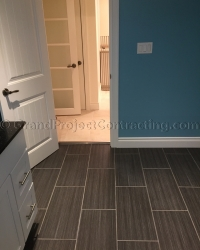 Basement Bathroom Renovation in Oakville