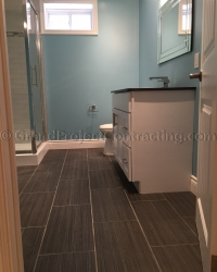 Basement Bathroom Remodelling Oakville