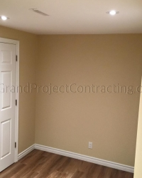 Basement Reno in Rockwood