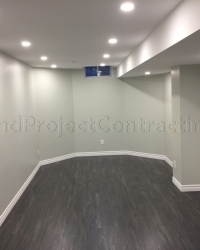 Basement Renovation Contractor Mississauga
