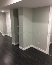Finished basement in mississauga