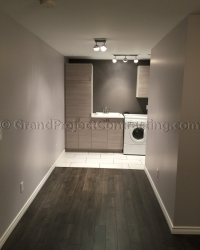 Basement Laundry centre