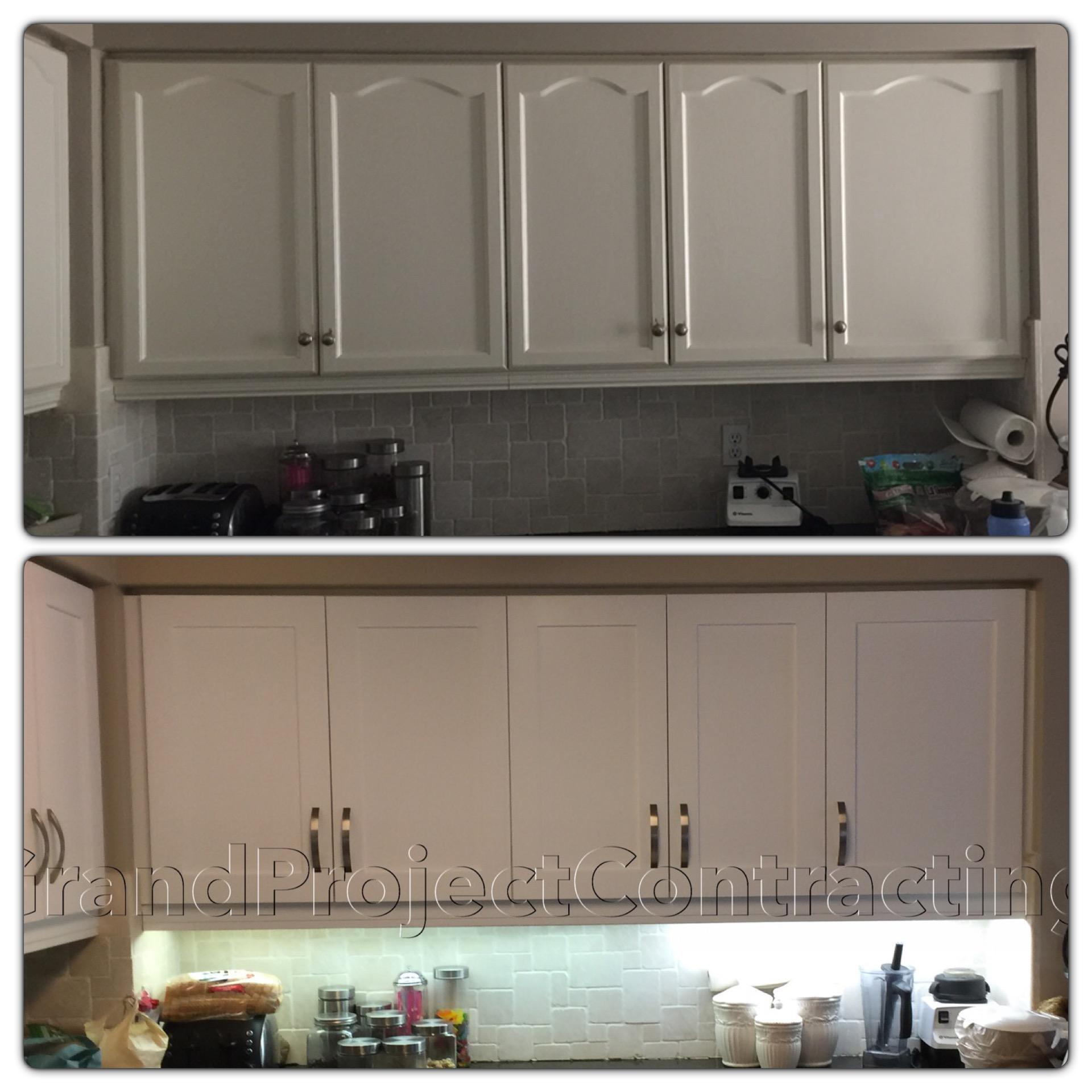 Kitchen Cabinet Refacing Kitchen Renovations Mississauga