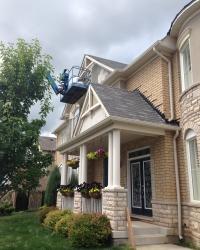 Stucco Finish Repair