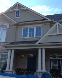 Stucco Finish Installation Contractor