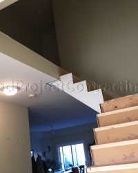 Wood Stairs refinishing