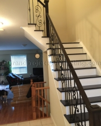 Refinish your stairs