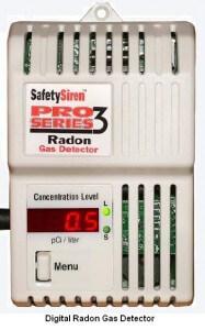 Randon Gas Meter