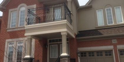 Stucco Finishing in Oakville