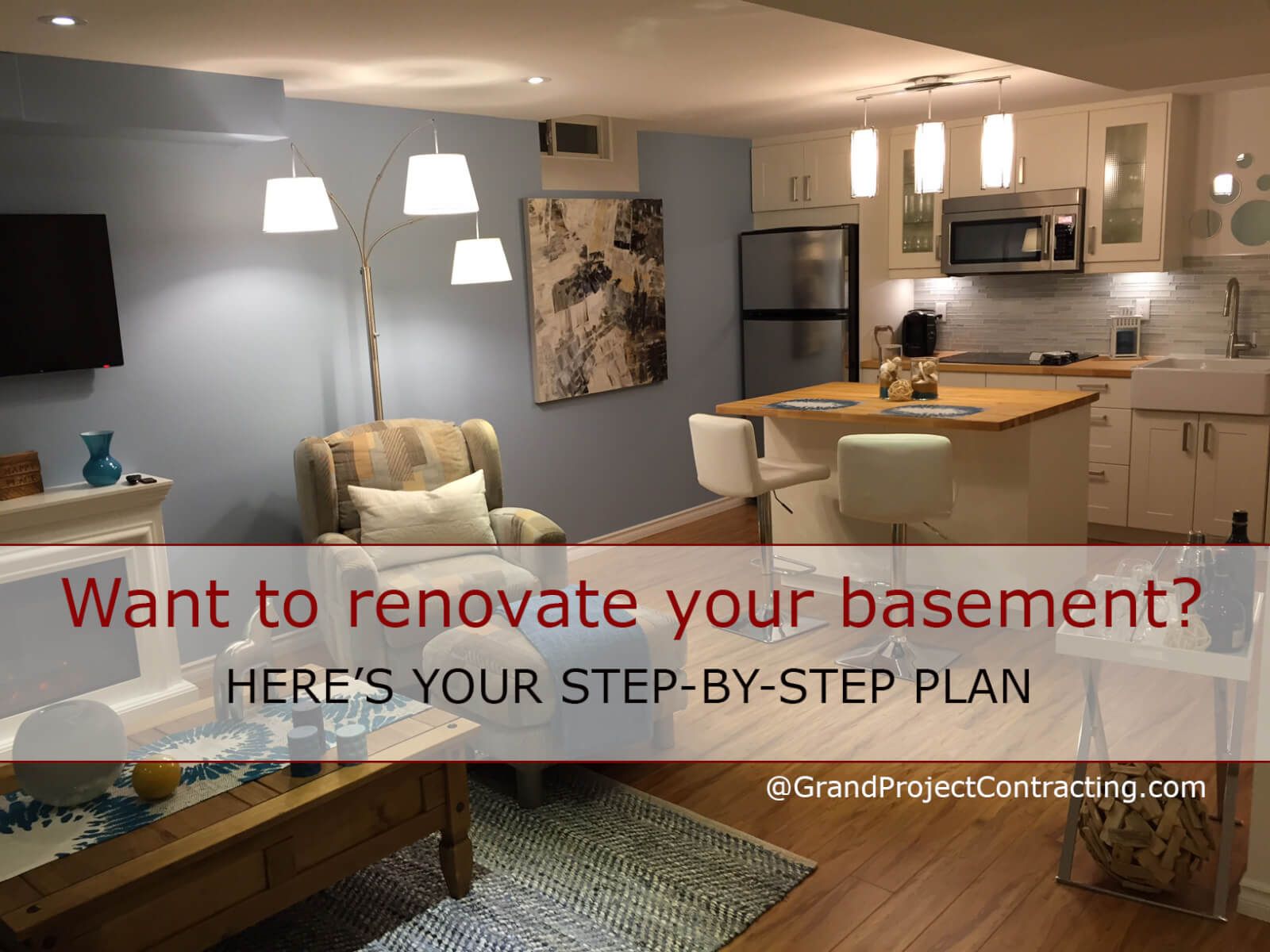 Want To Renovate Your Basement? Hereu0027s Your Step By Step Plan