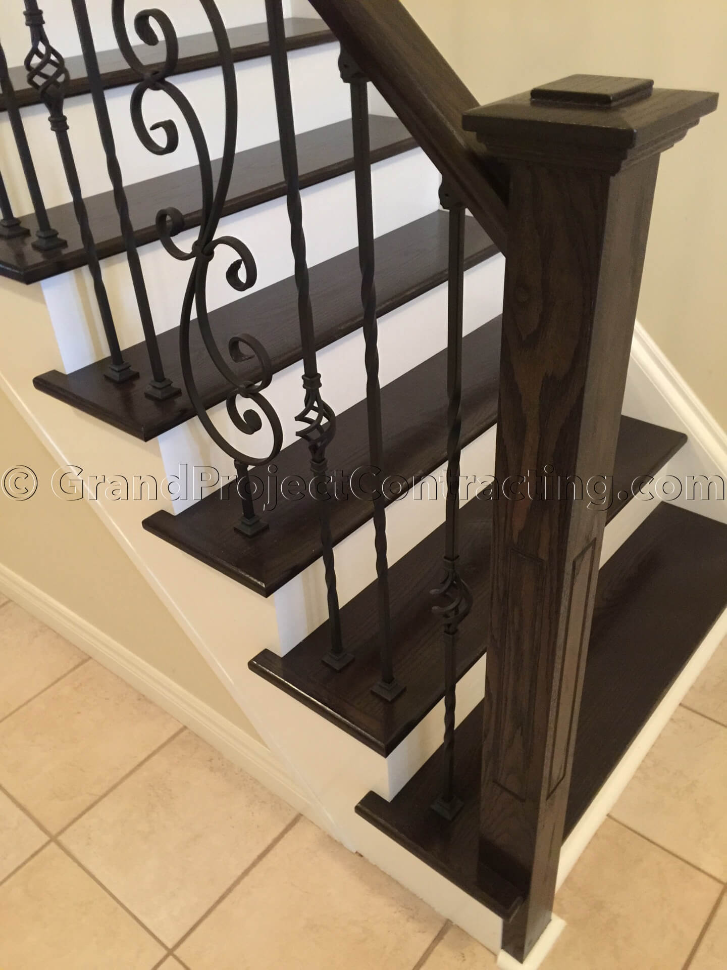 Stair Refinishing And Hardwood Floors